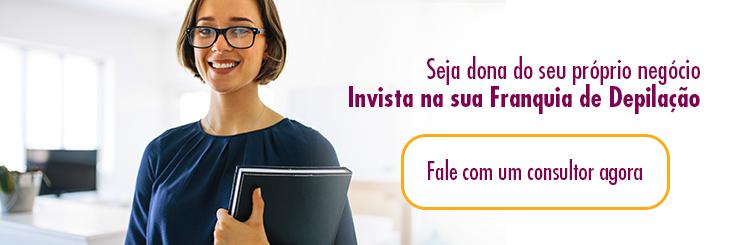 """Banner no artigo """"Franquia de serviços"""" para contato com consultor Pello Menos"""