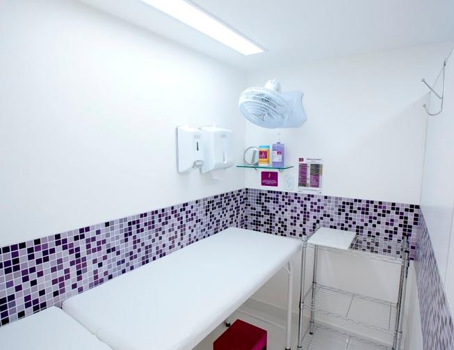 higiene e limpeza em clínicas de estética